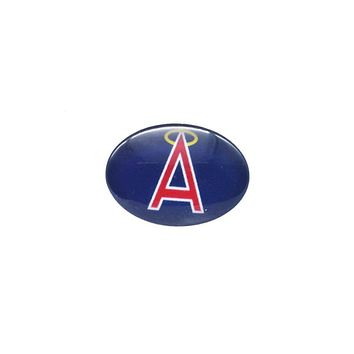 Snap Button 18mmX25mm MLB Los Angeles Angels of Anaheim Charm Snaps Bracelet for Women Men Baseball Fans Gift Paty Birthday