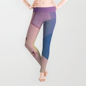Into the Sunset Leggings by DuckyB (Brandi)