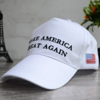 Unisex Make America Great Again Embroidered Baseball Cap Hat