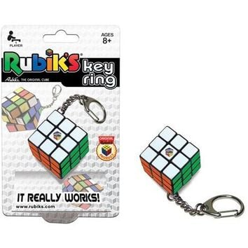 Rubik's® Cube Key Ring