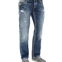 Rock Revival Quity Slim Straight Jean