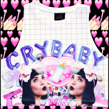 Cry Baby – Happy Monday