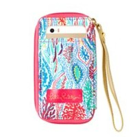 iPhone 5/5S/SC Carded ID Smart Phone Wristlet - Lilly Pulitzer