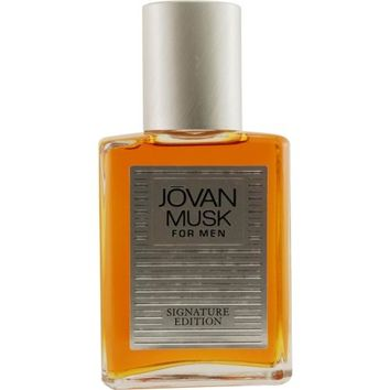 JOVAN MUSK by Jovan AFTERSHAVE COLOGNE 4 OZ