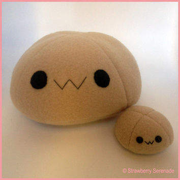 Large mochi plushie, dango plush, anime food plushie, kawaii food, japanese food, anime toy, dessert plushie