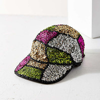 Sequin Baseball Hat - Urban Outfitters