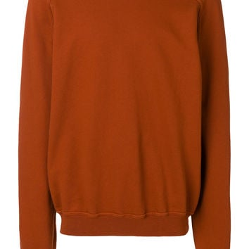 Haider Ackermann Distressed Neckline Sweater - Farfetch