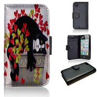 Love Pot | wallet case | iPhone 4/4s 5 5s 5c 6 6+ case | samsung galaxy s3 s4 s5 s6 case |