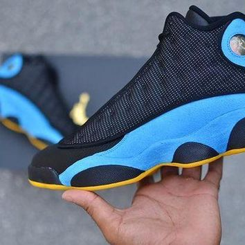 PEAPN Ready Stock' aj13 Air Jordan 13 ?¡ãCP3?¡À Men Sneaker