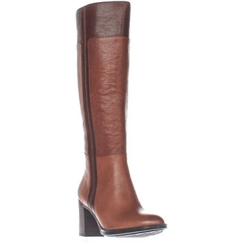 naturalizer Frances Knee High Boots, Banana Bread, 5.5 US / 35.5 EU
