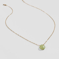 Sienna Teardrop Necklace