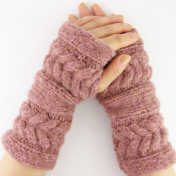 fingerless gloves arm warmers fingerless mittens old by piabarile