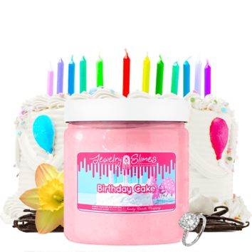 Birthday Cake | Jewelry Slime®