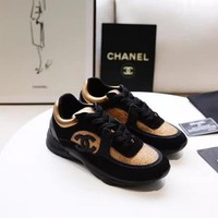 New Fashion Double C Low Top Sneaker Reference #215 - Ready Stock