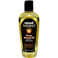 Hobe Labs Hobe Naturals Sweet Almond Oil - 4 Fl Oz