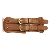 Double Bucket Stretch Belt - Teen Clothing by Wet Seal