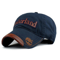 Perfect Timberland Women Men Embroidery Sport Sunhat Baseball Cap Hat