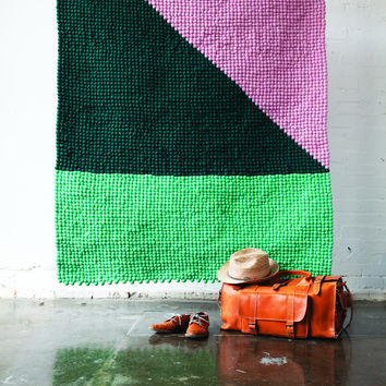 Down To The Woods | Field Trip Rug