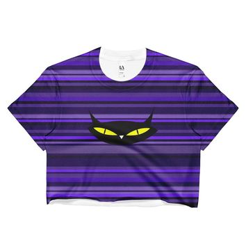 Kitty Cat's Meow Crop Top