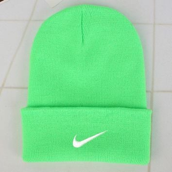 Nike Fashion Edgy Winter Beanies Knit Hat Cap-7