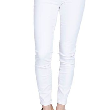 Blank NYC White Skinny Jeans