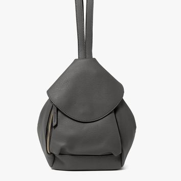 Azalea - Mini Zipper Backpack