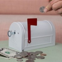 Mailbox Money Bank