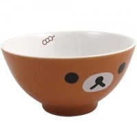 Kitchenware with free UK delivery over £20 from Artbox Kawaii Shop - San-X Bowl: Rilakkuma with free UK delivery over £20 at Artbox Kawaii Shop