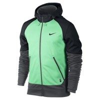 Nike Store. Nike Outdoor Tech Hero Full-Zip Men's Basketball Hoodie