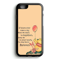 Baby Winnie The Pooh Piglet Love Quote Baloon iPhone 4s iphone 5s iphone 5c iphone 6 Plus Case | iPod Touch 4 iPod Touch 5 Case