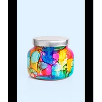 Volcano Rainbow Signature Watercolor Jar, 19 oz