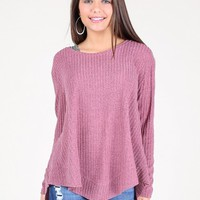 Altar'd State Leon Ribbed Top | Altar'd State