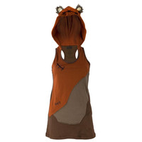 Star Wars - Ewok Juniors Tank Top Hoodie