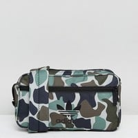 adidas Originals Cross Body Bag In Camo at asos.com