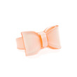 LeeLa Ribbon Ring - Peach