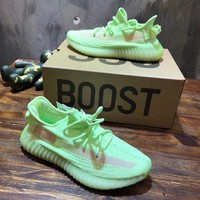 Adidas Yeezy 350 v2 Glow-in-the-Dark