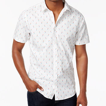 INC International Concepts Men's Firecracker Popsicle Print Shirt, Only at Macy's | macys.com