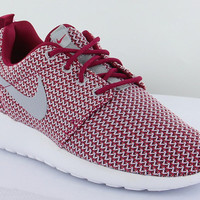 Nike Roshe Run Purple Womens Trainers 511882611