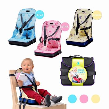 Safety Baby Travel Portable High Chair Seat