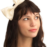 On with the Bow Headband