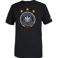 adidas Men's Germany Black Crest Away Tee - Dick's Sporting Goods