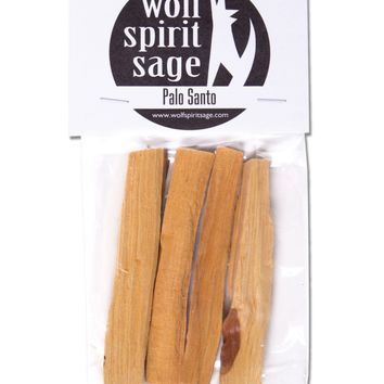NEW! Palo Santo Smudge Sticks