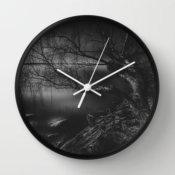 Once upon a tree Wall Clock by HappyMelvin