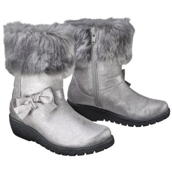 Girl's Cherokee® Hartley Boot - Silver