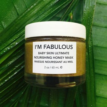 Baby Skin Ultimate Organic Nourishing Honey Mask