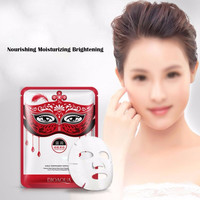 1x Korean Essence Facial Mask Moisture Whitening Face Mask Pack Skin Care Treatment Anti Winkles Lift Firming Beauty