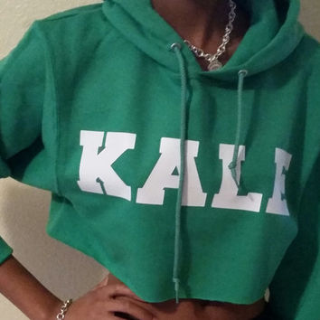 Kale cropped Hoodie Sweatshirt, Beyonce clothing, Flawless Shirts,  Flawless Hoodie, Flawless T - Shirt