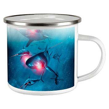 Always Be Yourself Unless Laser Shark Camp Cup