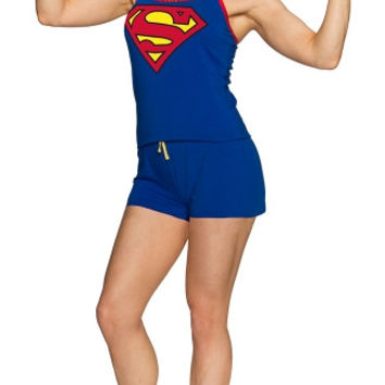 Superman Cami and Shorts Set