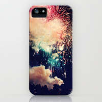 Bursts of light. iPhone & iPod Case by Andrea Coan